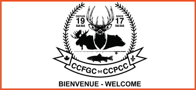 Application du club de chasse