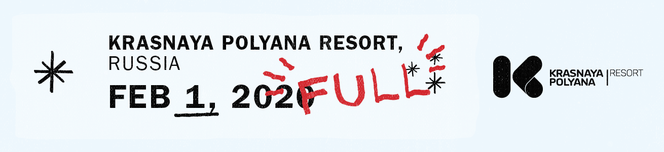 Krasnay Polyana Resort , Russia
